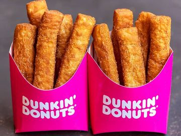 How to Get Free Donut Fries at Dunkin' This Weekend