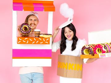 Share Your Dunkin'-Inspired Halloween Costume For A Chance To Win