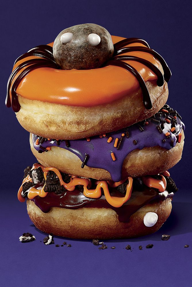Dunkin's Halloween Costume Contest Offers A Chance To Win A Year's Worth Of Coffee And $1,000