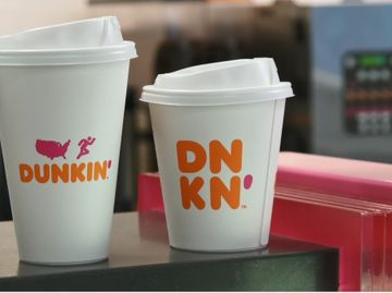 New Dunkin' Packaging B-Roll