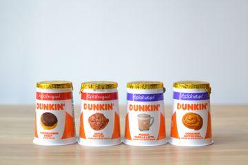 Full Dunkin lineup