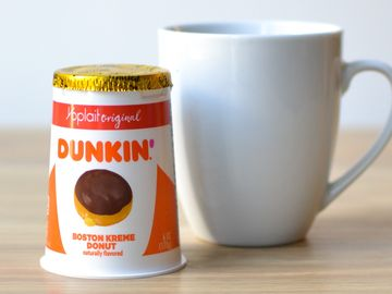Introducing Dunkin'-Inspired Yoplait® Yogurts