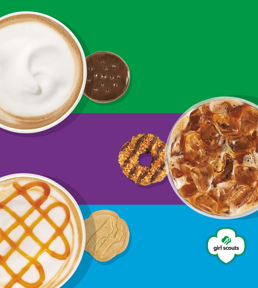 The Story Behind Our NEW Girl Scout Cookie™ Inspired Coffee Flavor- Trefoils® Shortbread