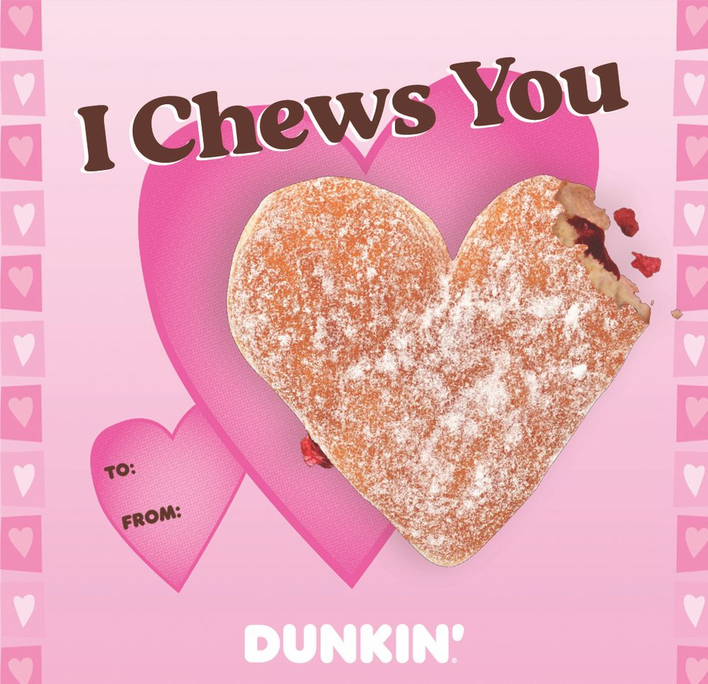 8b8972823 How to Get Free Dunkintines and Say it With Donuts this Valentine's Day