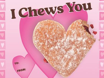 How to Get Free Dunkintines and Say it With Donuts this Valentine's Day