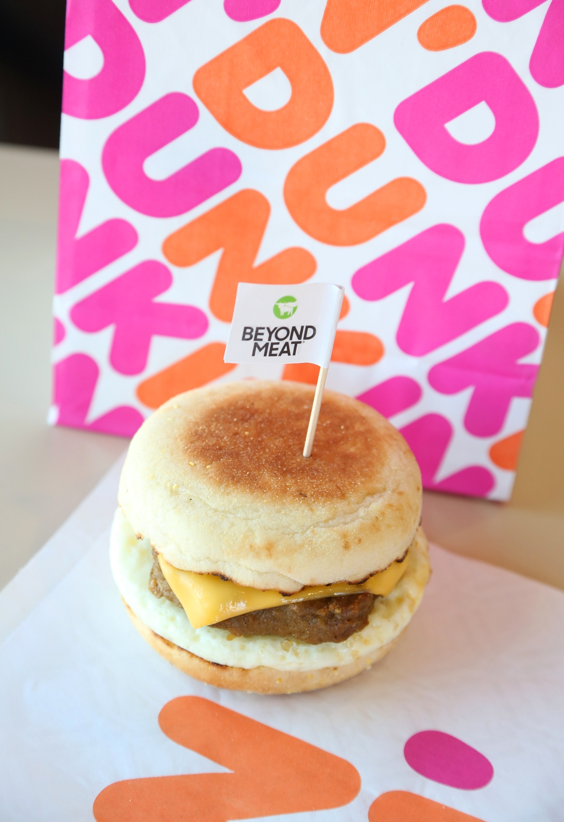 Dunkin' Celebrates National Sandwich Day