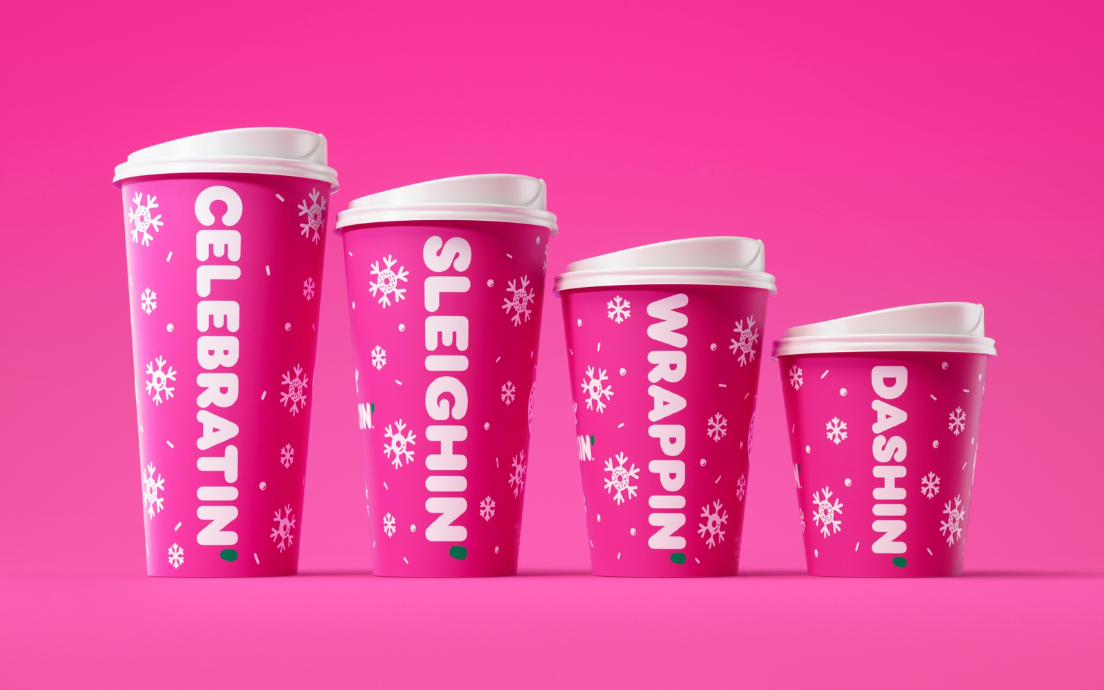 The Story Behind Dunkin's New Holiday Cups