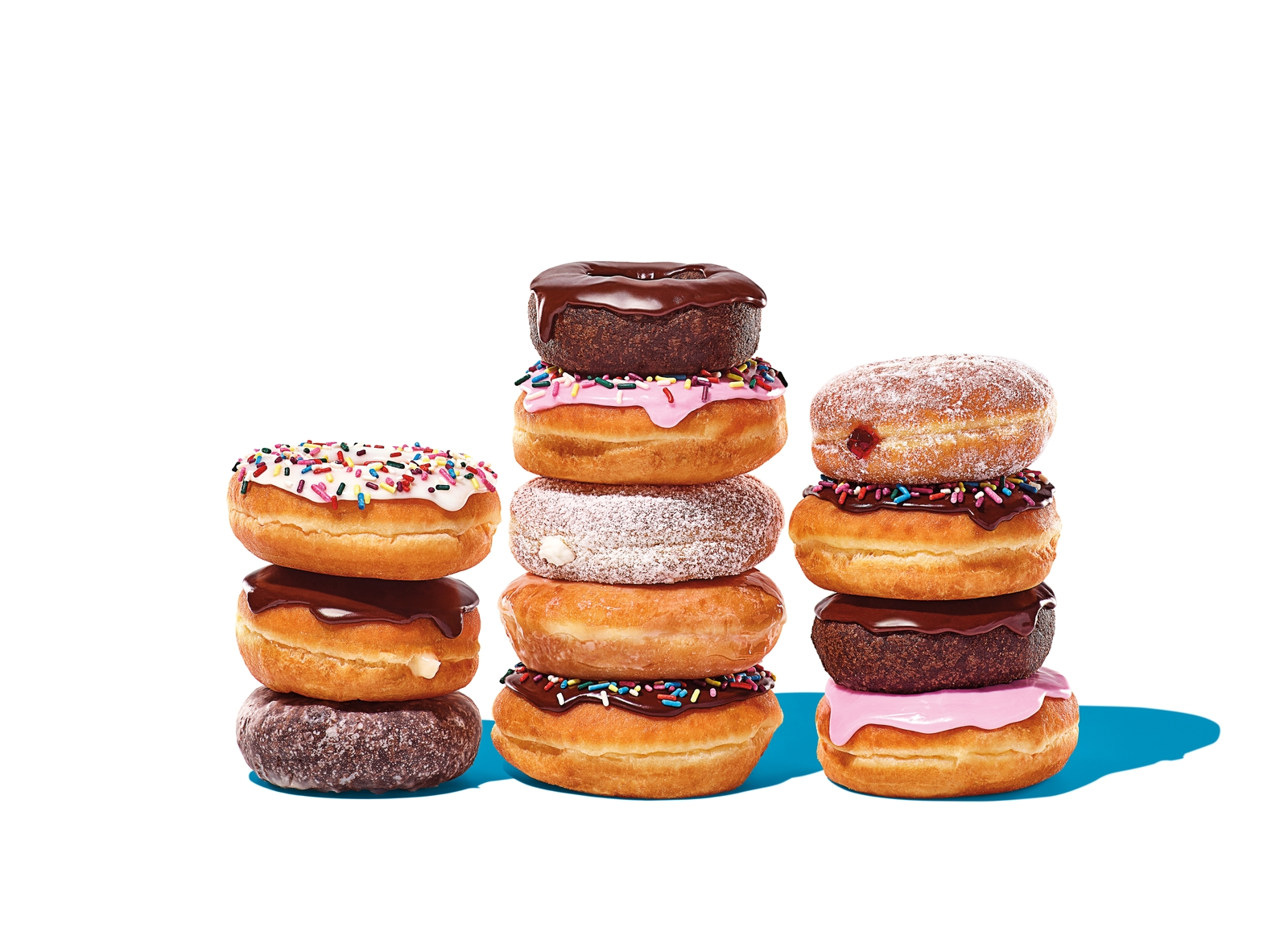 Yeast Donut Vs. Cake Donut Vs. French Cruller: What's The Difference?