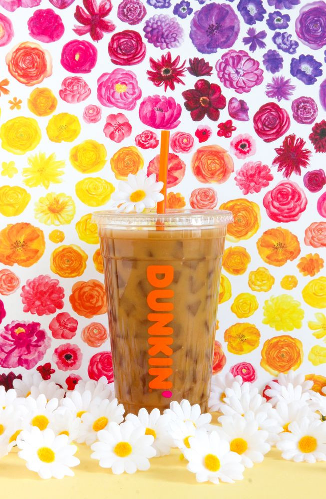 How to Spring Forward with Dunkin'
