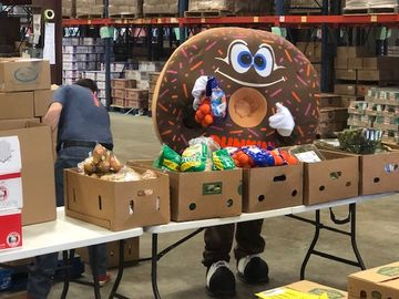 "Dunkin' Franchisees and Crew Members Celebrate 100 ""Week of Joy"" Charitable Events Nationwide"