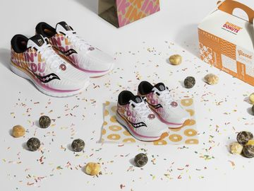 Saucony x Dunkin' Adults and Kids