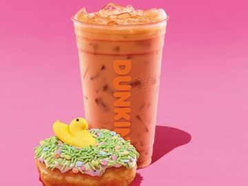 PEEPs and Dunkin