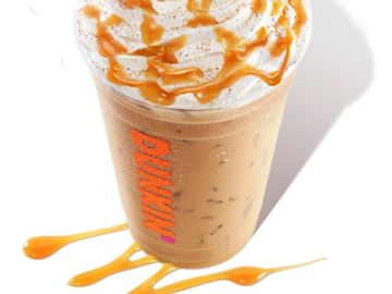 Satisfy Your Sweet Tooth at Dunkin' on National Caramel Day