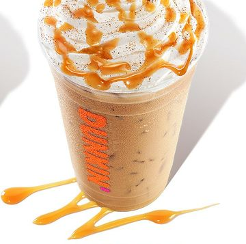 Satisfy Your Sweet Tooth At Dunkin On National Caramel