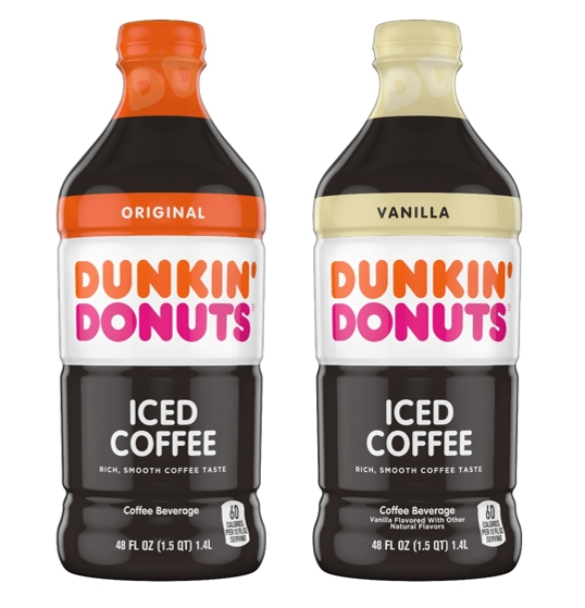 Fill Your Fridge with the New Dunkin' Multi-Serve Iced Coffee