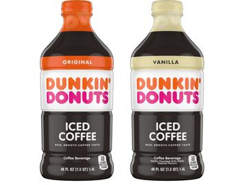 Dunkin Donuts Multi Serve Iced Coffee