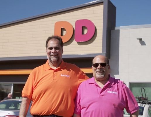 Dunkin' Franchisees Share #SomethingGood