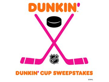 You Could Score Big with Dunkin' and Win a Trip to the NHL Awards™