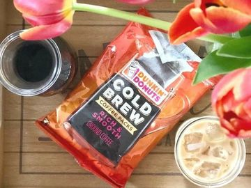 How to Make Dunkin' Cold Brew at Home