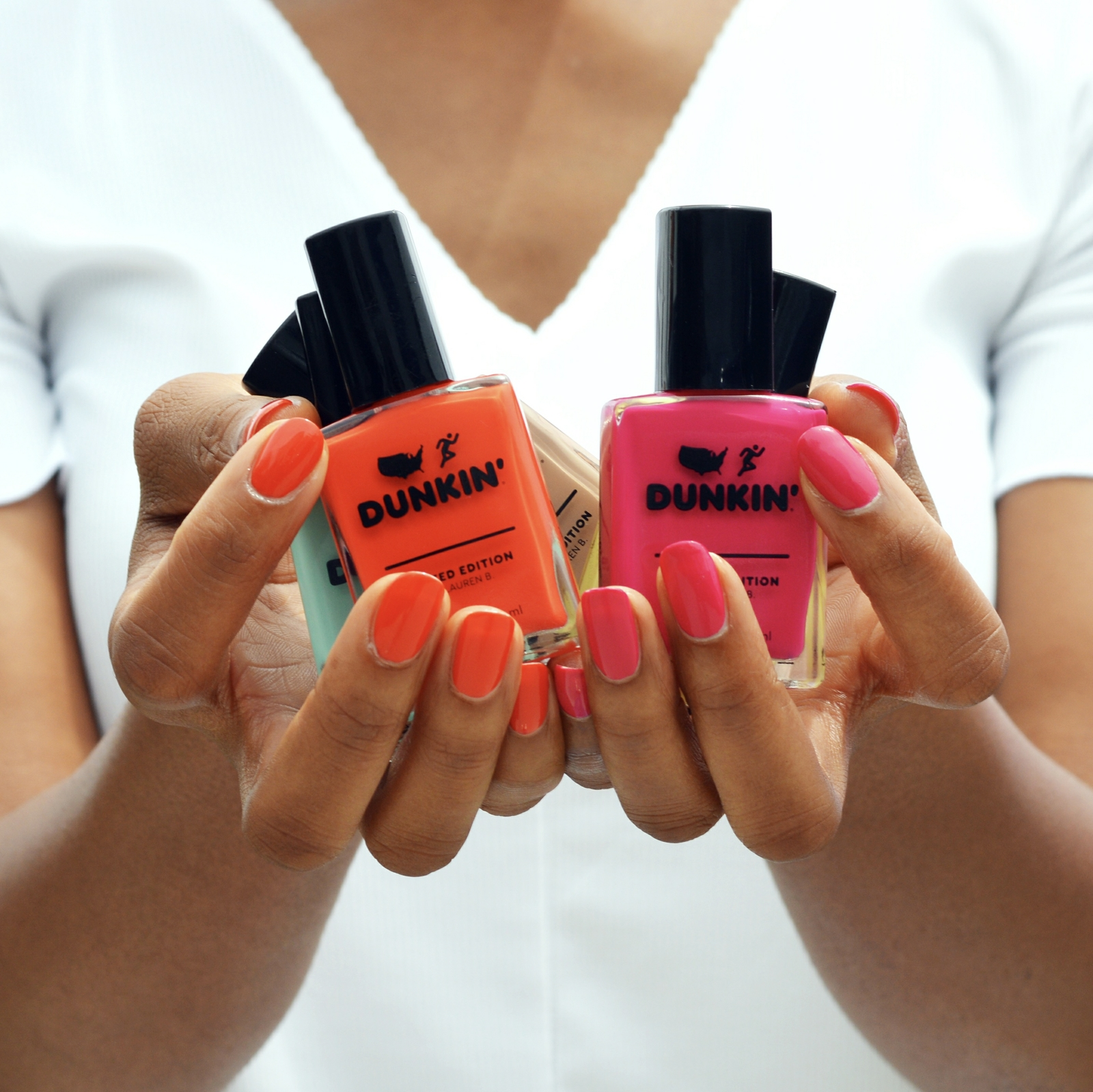 Polish Off Your Signature Look with Dunkin's First-Ever Nail Polish Collection