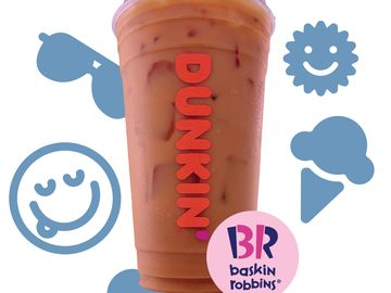 The Story Behind Dunkin's Baskin-Robbins Ice Cream Inspired Coffee Flavors