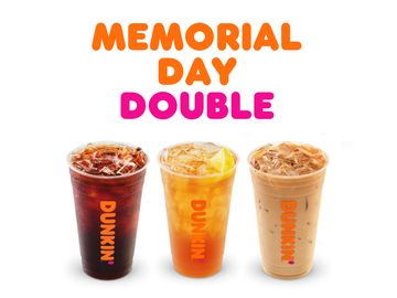Celebrate Memorial Day Weekend with Double the Points and a Sweet Treat