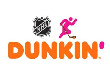 Dunkin' Is Still Hockey's Cup Champion:  New Agreement Keeps The National Hockey League Running On Dunkin'