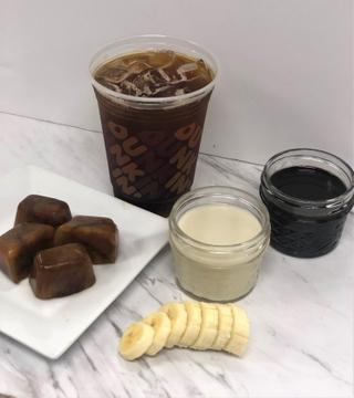 Coffee Smoothie Ingredients
