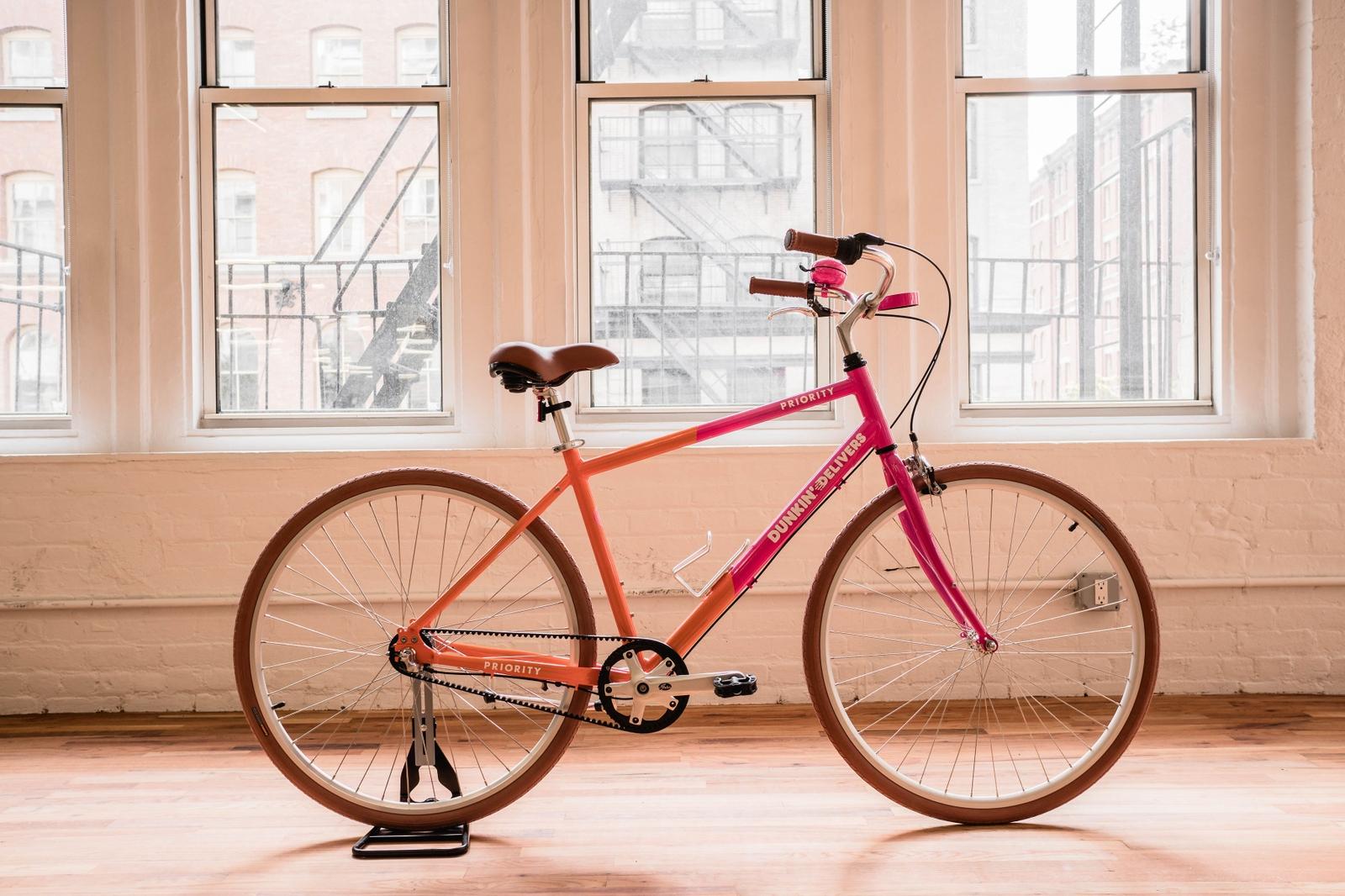Dunkin' Bike