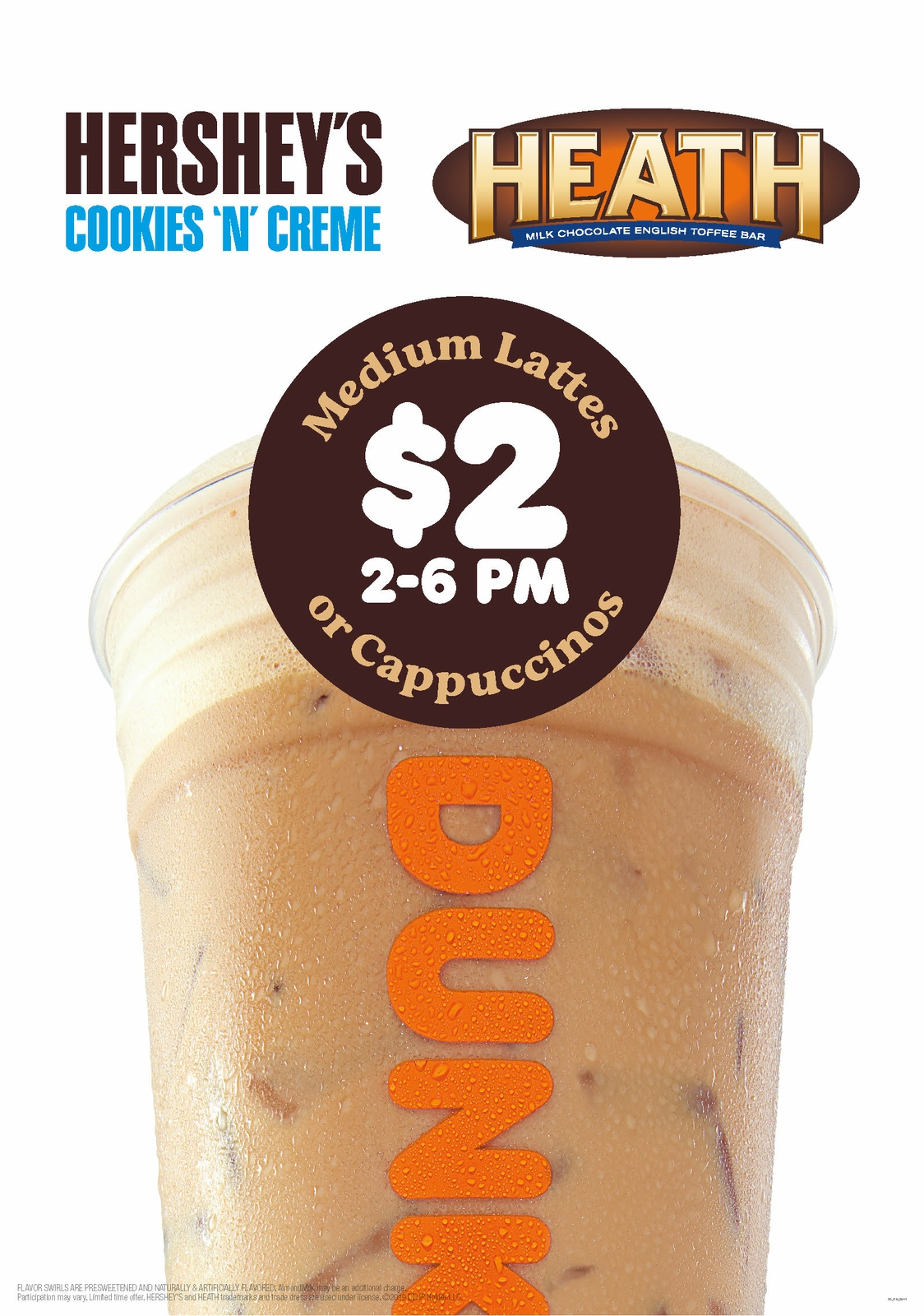 Enjoy July with Something Sweet! Dunkin' Hosts Happy Hour