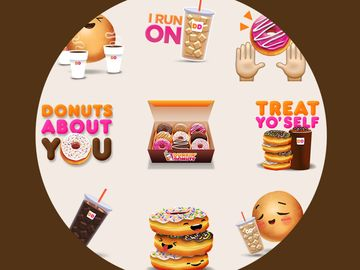 Happy World Emoji Day! Learn How to Get Dunkin' Emojis
