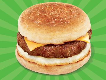 Beyond Sausage Breakfast Sandwich_Lifestyle