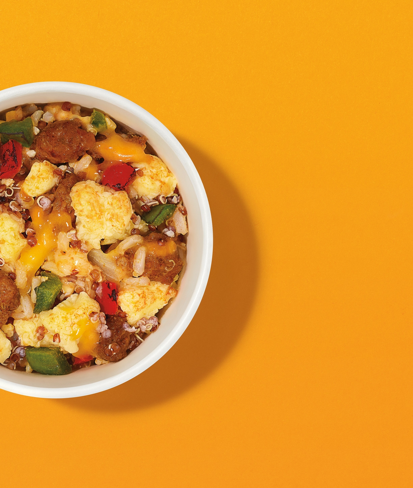 The Story Behind our NEW Dunkin' Burrito Bowls