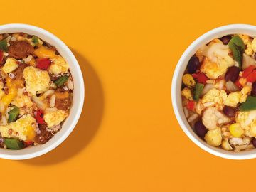 Dunkin' Launches New Burrito Bowls to Help Guests Power Through Fall