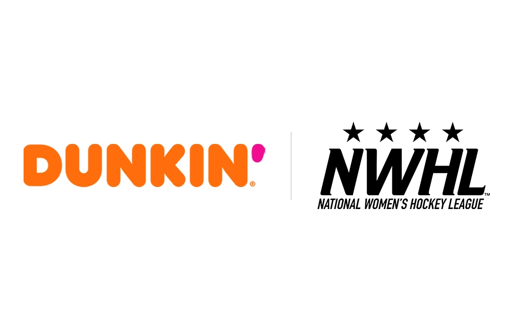 Dunkin' Continues Its Support for Women's Hockey As Sponsor of the National Women's Hockey League