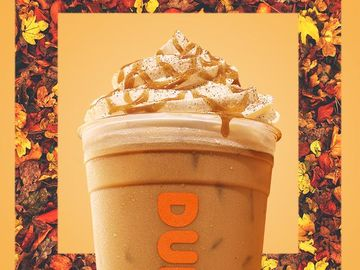 The Story Behind Pumpkin at Dunkin'