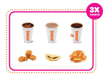 Warm Up With Dunkin's Final Perks Pairs Offer