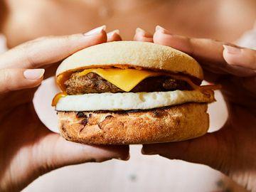 Dunkin' Beyond Sausage Sandwich