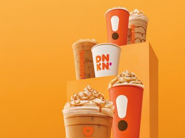 Celebrate National Pumpkin Day the Dunkin' Way