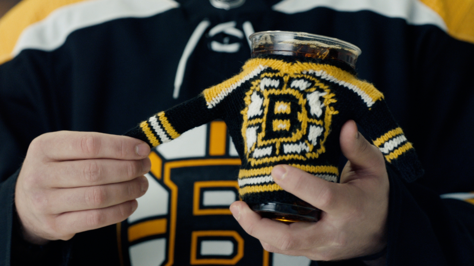 Dunkin' Cold Brew Sweater