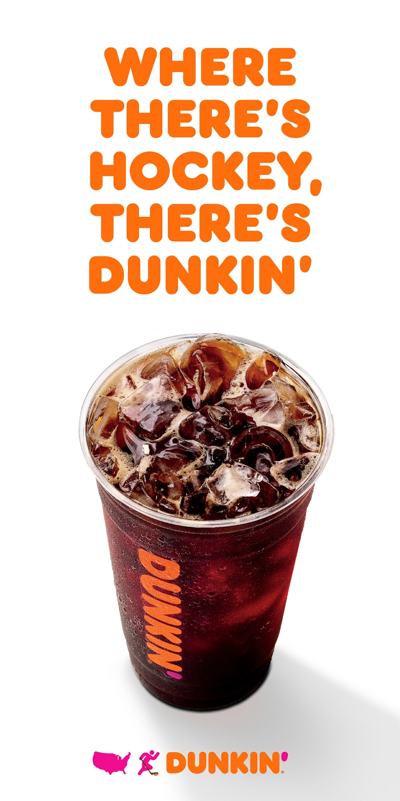 "Boston Bruins' David Pastrňák and U.S. National Women's Hockey Team Captain Kendall Coyne Schofield Team up for Dunkin's New ""Talkin' Hockey with Pasta and Kendall"" Cold Brew Campaign"
