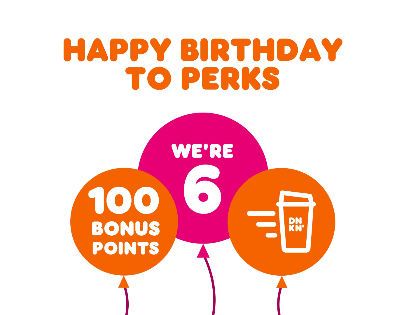DD Perks® is Turning 6! Why You Should Sign Up Today