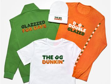 Dropped Like Its Hot: The Beyond Collection by Dunkin' x Snoop