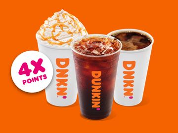 Happy Leap Day! Celebrate with 4X DD Perks® Points