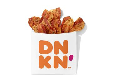 Sack the Sad Snacks with Dunkin's New Snackin' Bacon