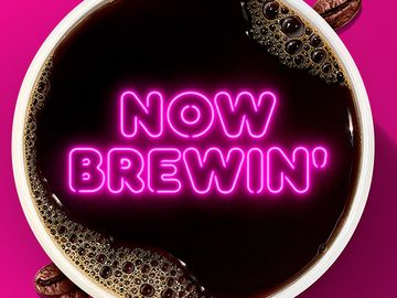 Dunkin' Introduces 100% Colombian Hot Coffee