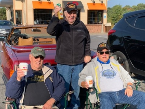 Raising a Cup to Veterans in Our Dunkin' Family