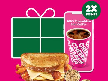 DD Perks® Members Can Unwrap Points All December