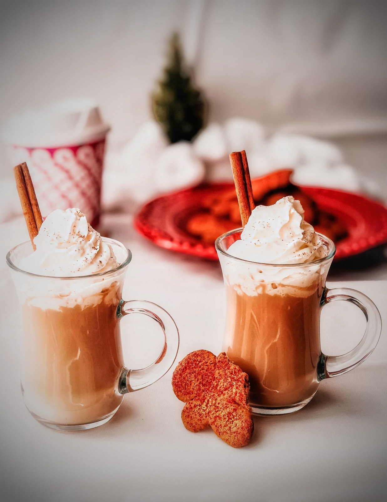 Celebrate the Holidays with Two Delicious Dunkin' Cocktails