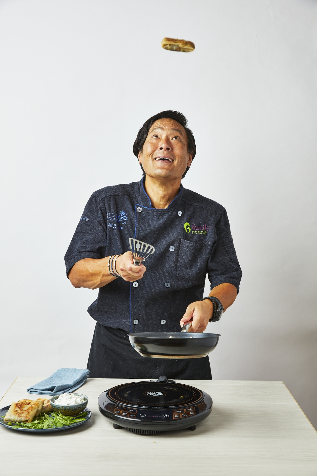 Dunkin' and Celebrity Chef Ming Tsai Cook Up Joy for the Holidays
